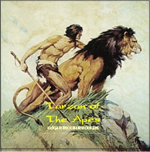 Product picture  TARZAN OF THE APES   by Edgar Rice Burroughs