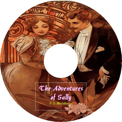 Product picture The Adventures of Sally by P. G. Wodehouse
